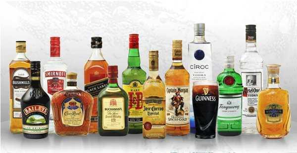 Elige un licor de calidad para tu amiga