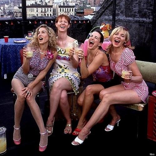 ¿Quién mejor que estas cuatro para enseñarnos  lo mejor de tener treinta?